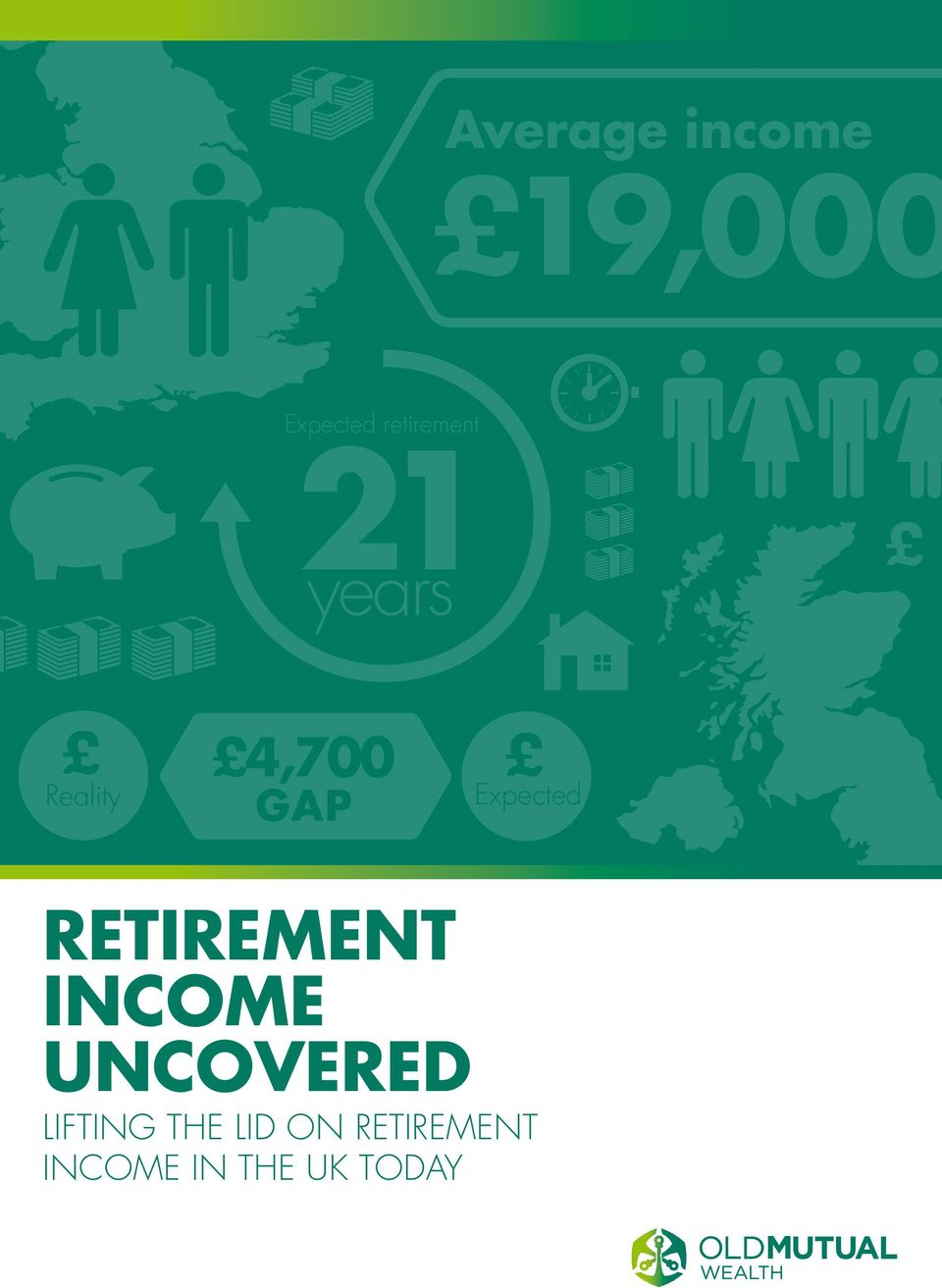 Expected Retirement Income Uncovered
