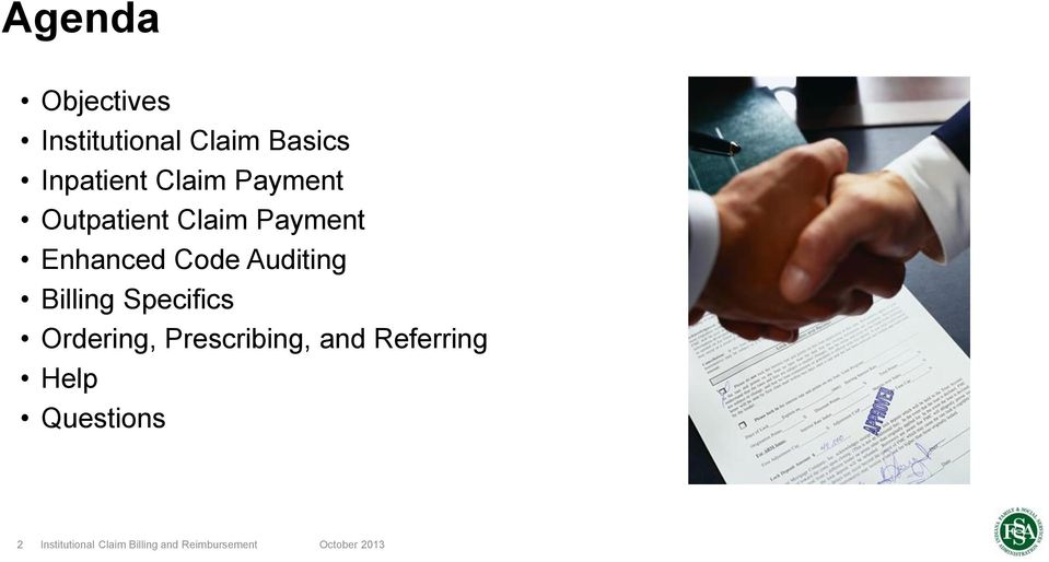 Payment Enhanced Code Auditing Billing