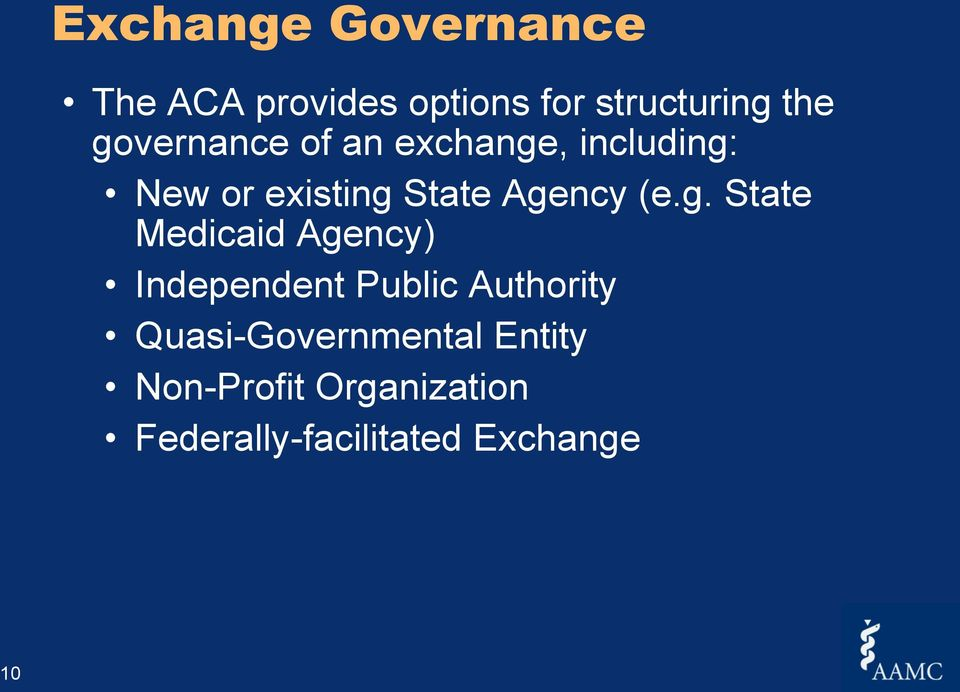 (e.g. State Medicaid Agency) Independent Public Authority
