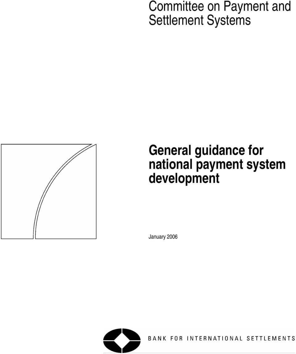 guidance for national