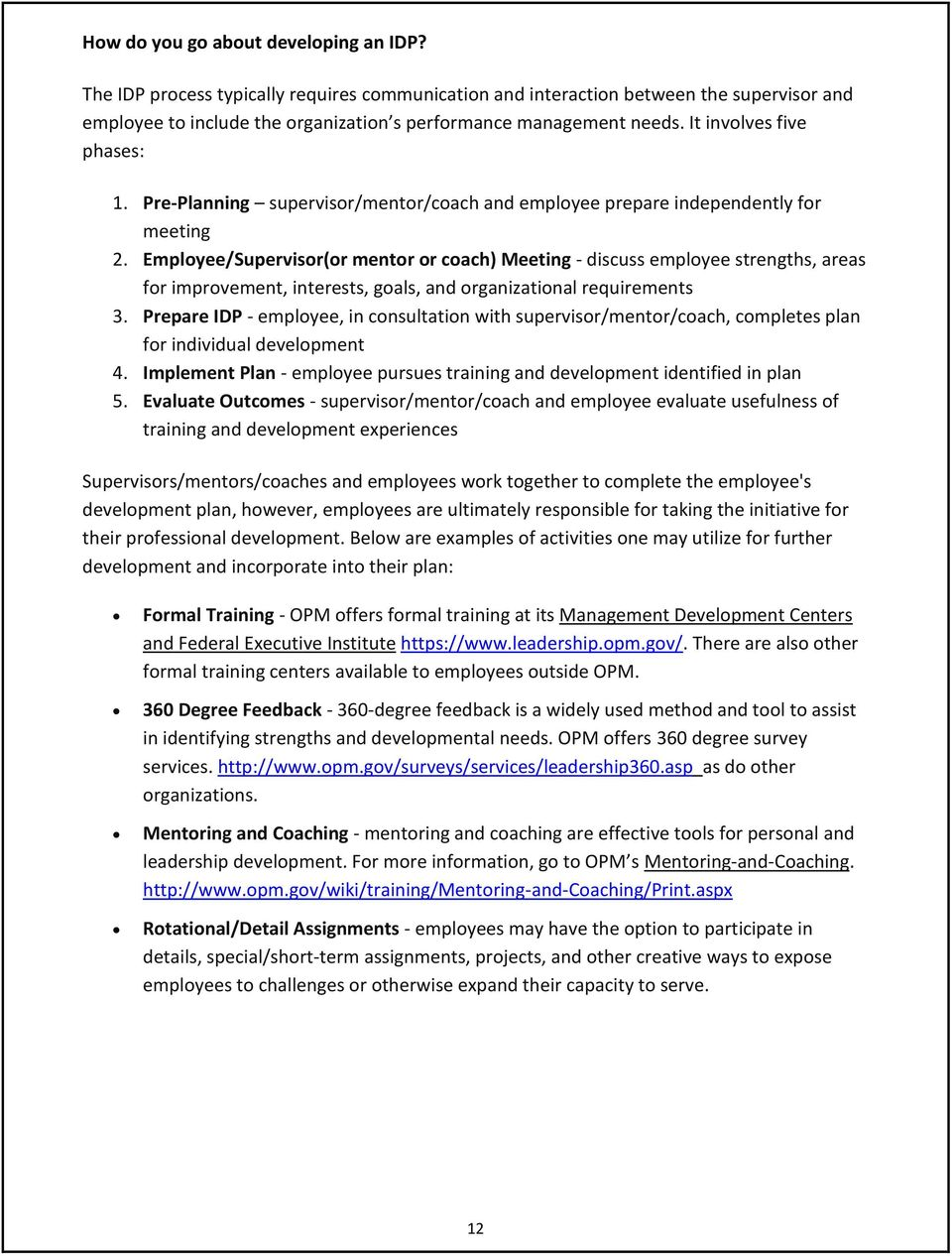 Wonderful Opm Ses Ecq Examples Gallery - Entry Level Resume ...