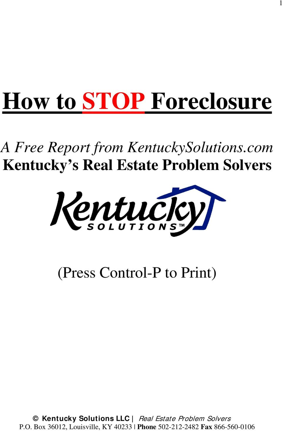 com Kentucky s Real Estate