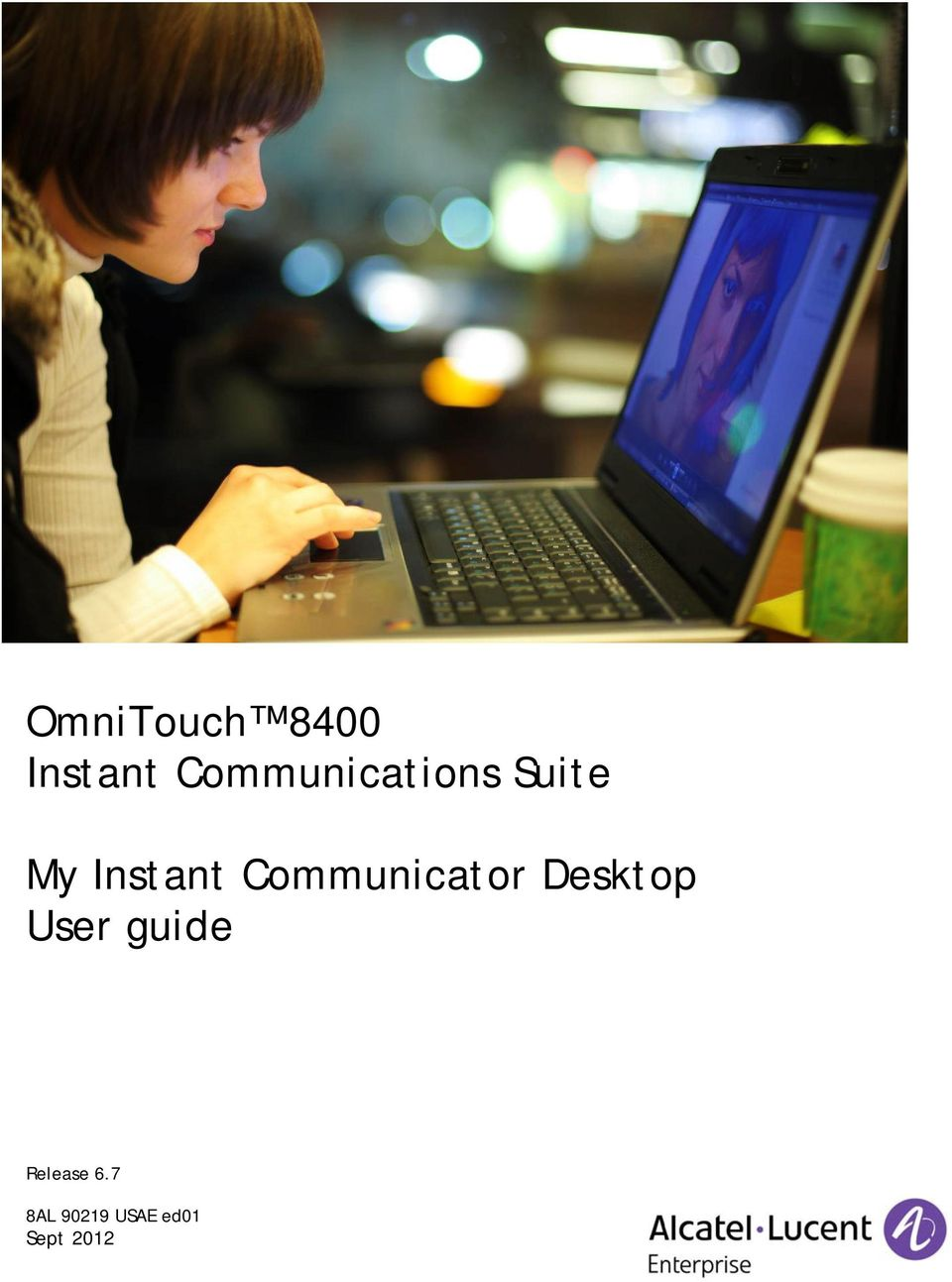 Communicator Desktop User guide