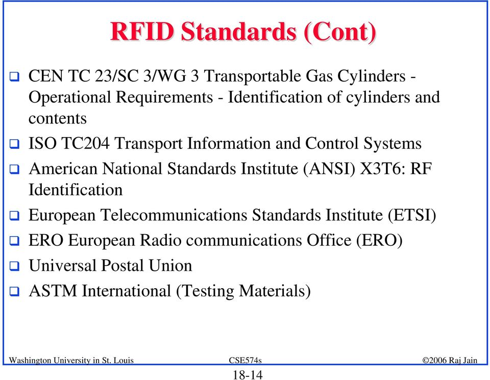 contents! ISO TC204 Transport Information and Control Systems!