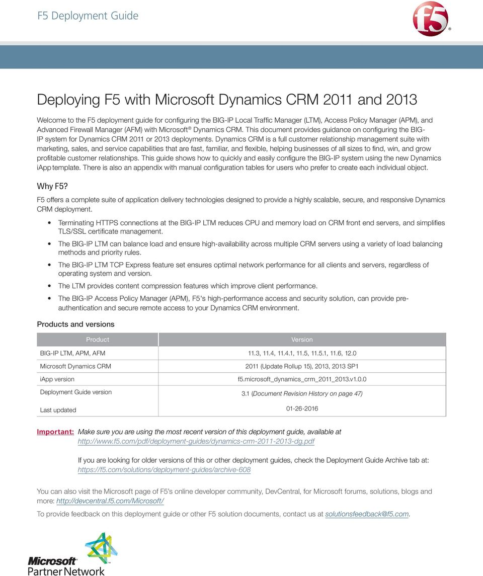 Dynamics CRM is a full customer relationship management suite with marketing, sales, and service capabilities that are fast, familiar, and flexible, helping businesses of all sizes to find, win, and