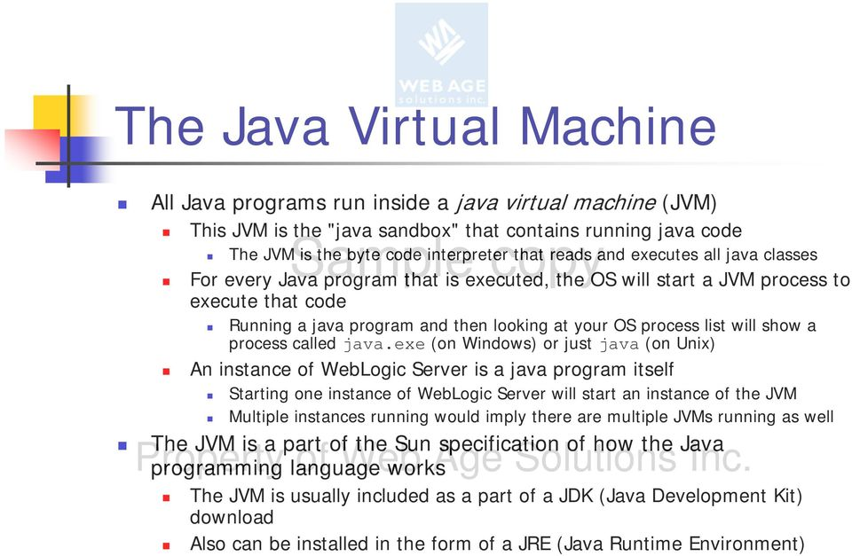 process called java.