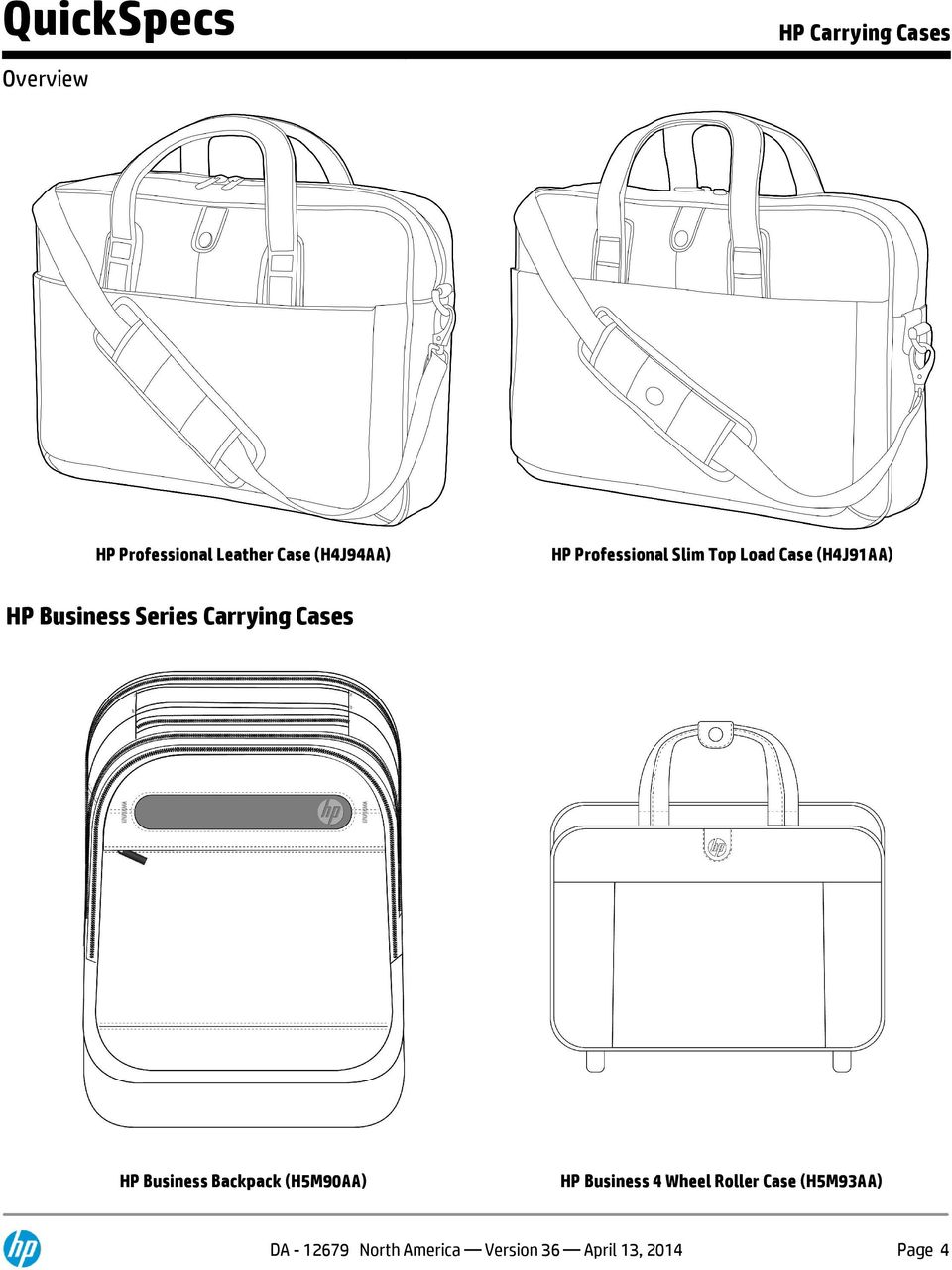 Carrying Cases HP Business Backpack (H5M90AA) HP Business 4