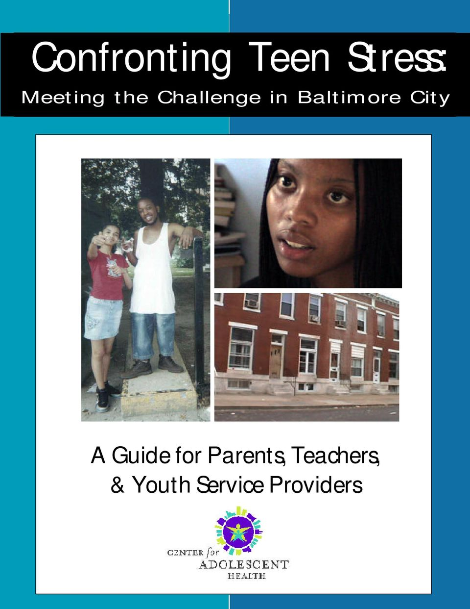Baltimore City A Guide for
