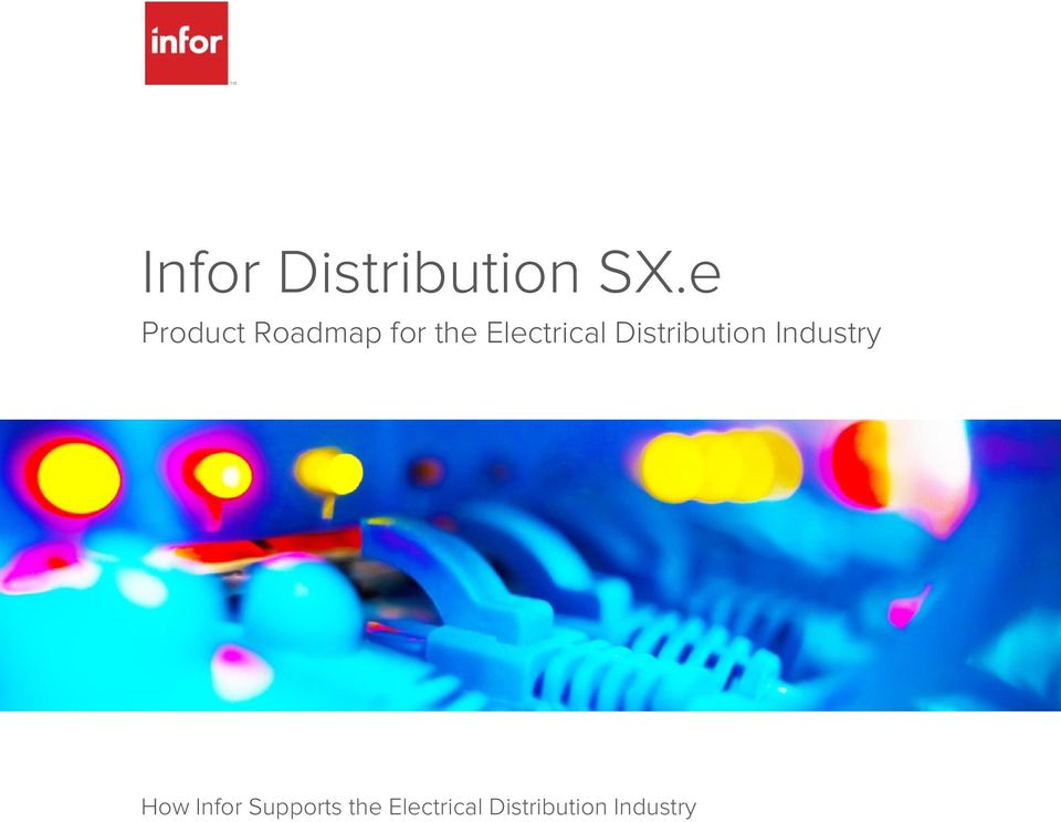 Electrical Distribution Industry