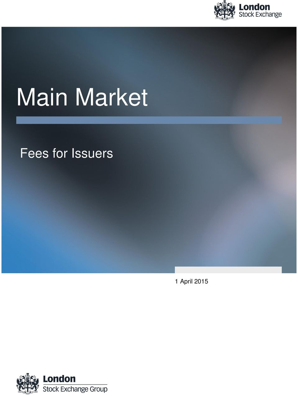 Fees for