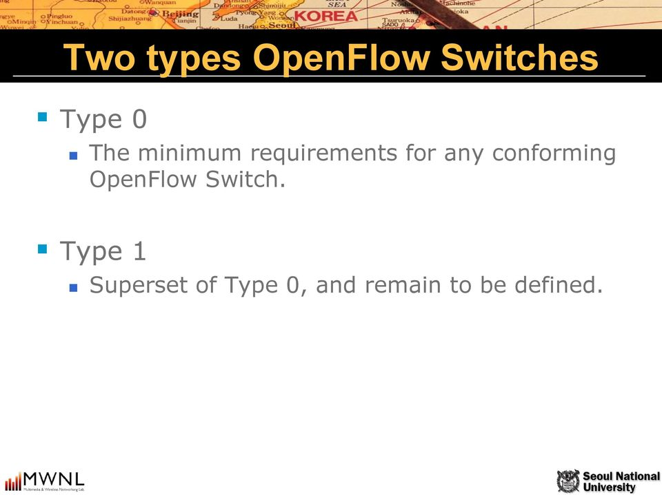 conforming OpenFlow Switch.