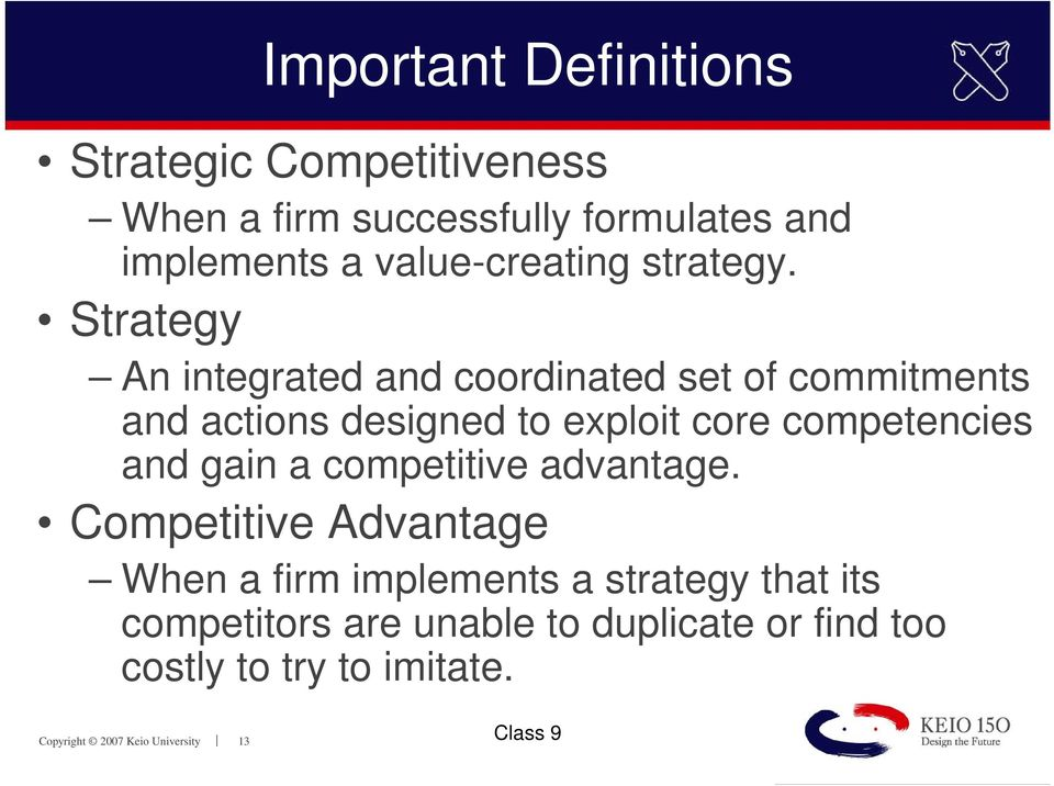 jetstar and its competitive advantage In order to illustrate jetstar's competitive advantage over its competitors, porter's five forces evaluation is assessed below.