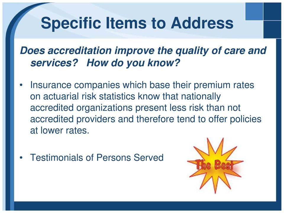 Insurance companies which base their premium rates on actuarial risk statistics know that