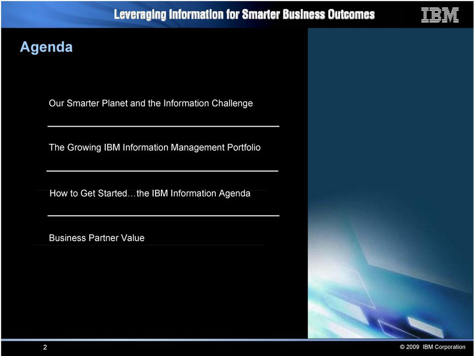 Leveraging Information For Sma...