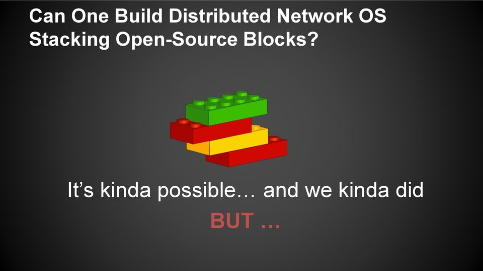 Open-Source Blocks?