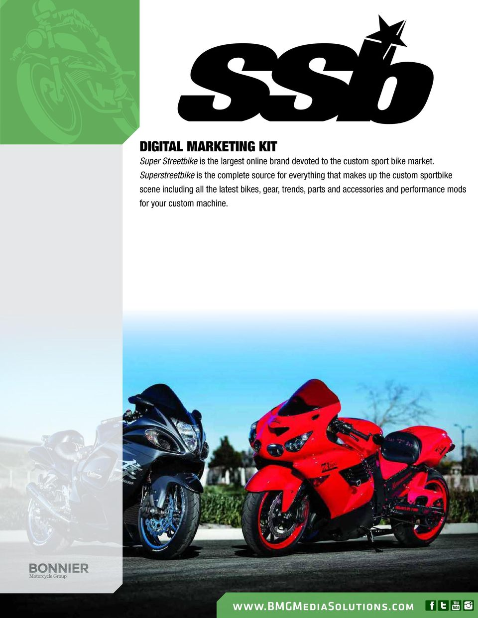 Superstreetbike is the complete source for everything that makes up the custom