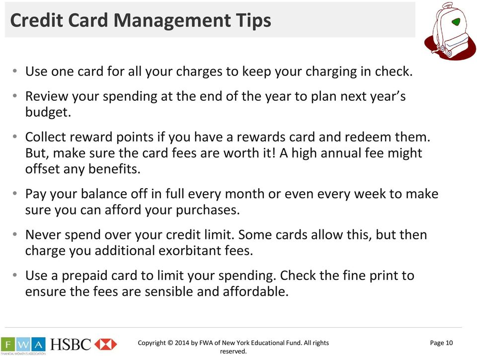 But, make sure the card fees are worth it! A high annual fee might offset any benefits.
