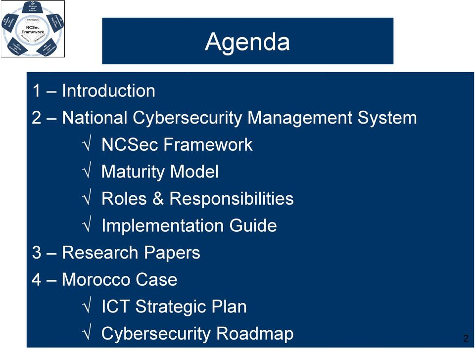 What are the major strategies and why is it important to implement security policy's