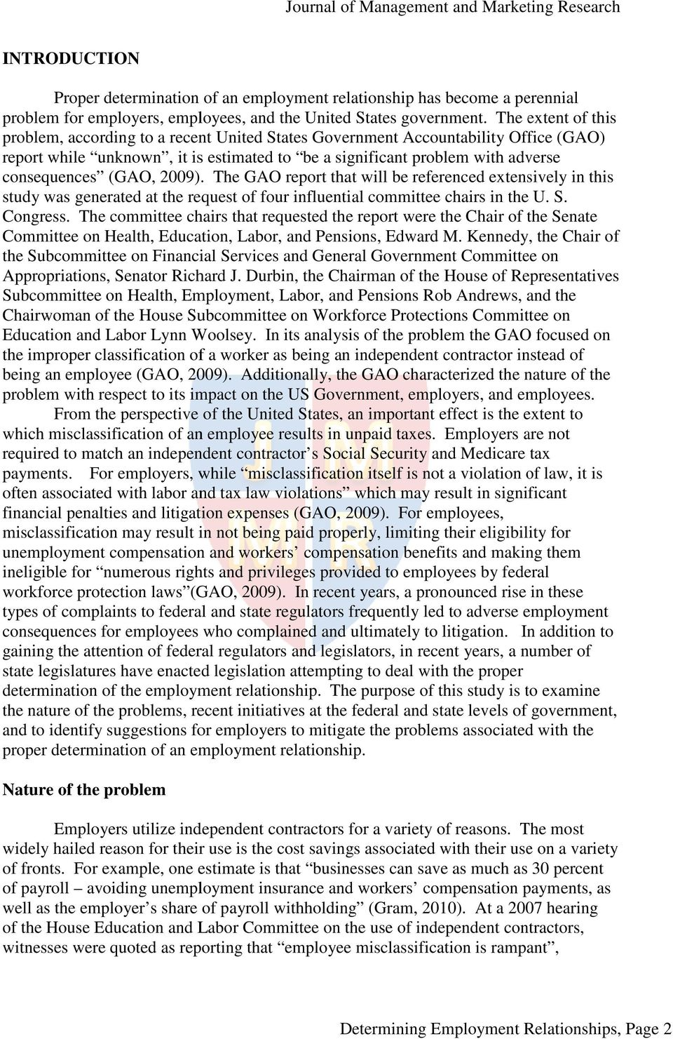 relationship between education and employment pdf