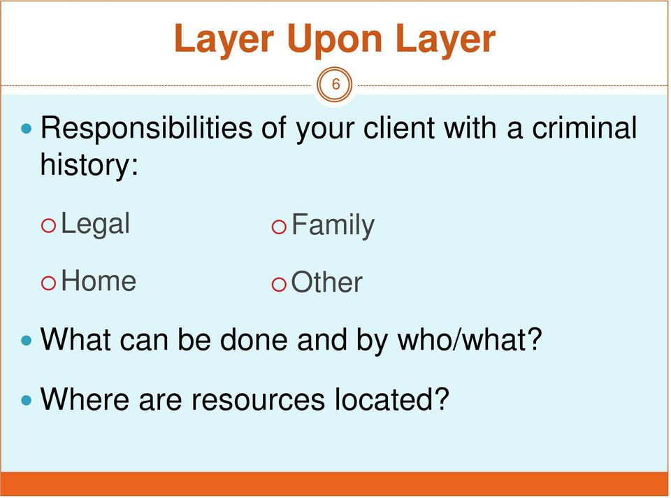 Legal Home Family Other What can be done