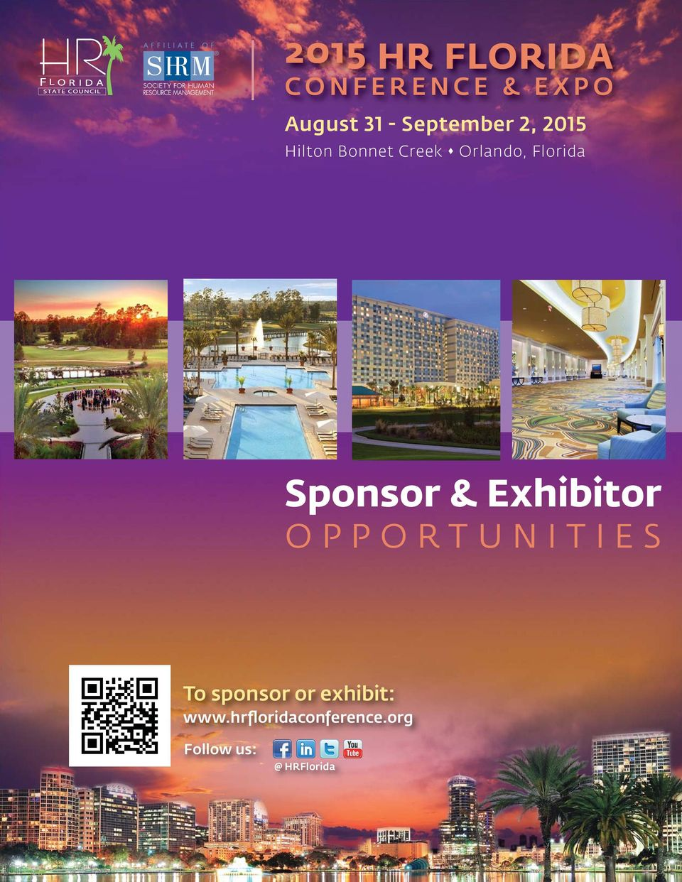 Florida Sponsor & Exhibitor OPPORTUNITIES To