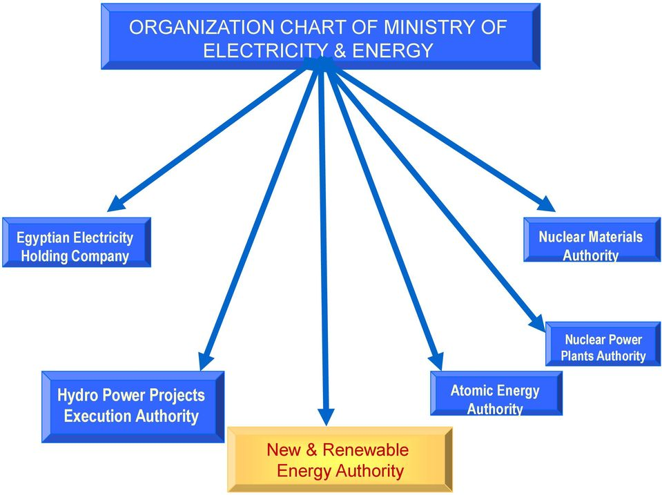 Authority Nuclear Power Plants Authority Hydro Power Projects