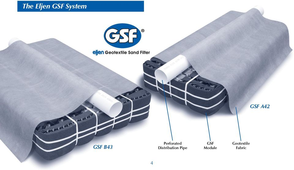 Distribution Pipe GSF