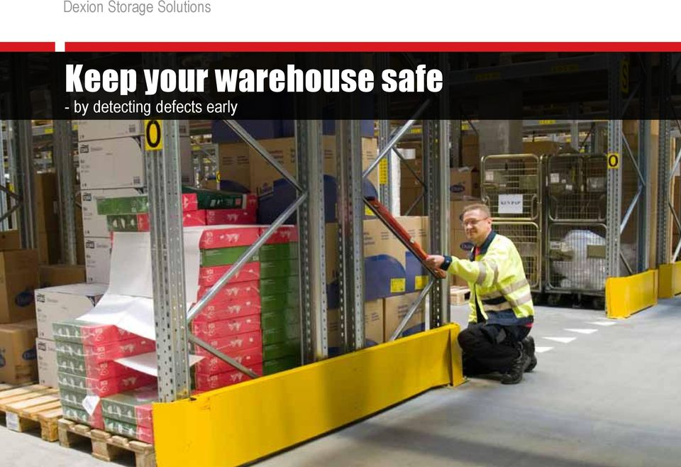 warehouse safe - by