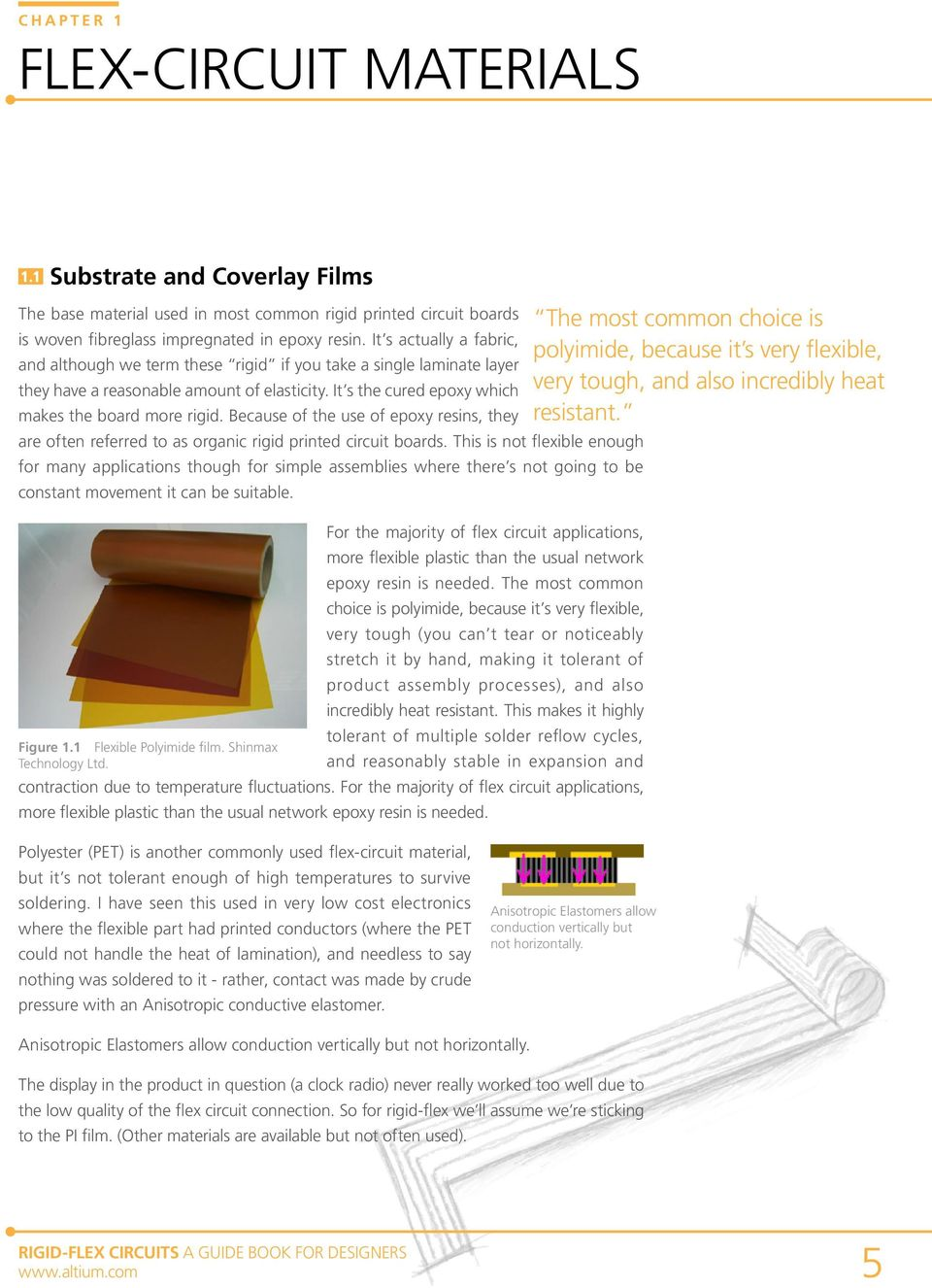Rigid Flex Pcb Design A Guide Book For Designers By Ben Jordan Rigidflex Circuit Boards Are Composed Of Combination And Because The Use Epoxy Resins They Often Referred To As Organic