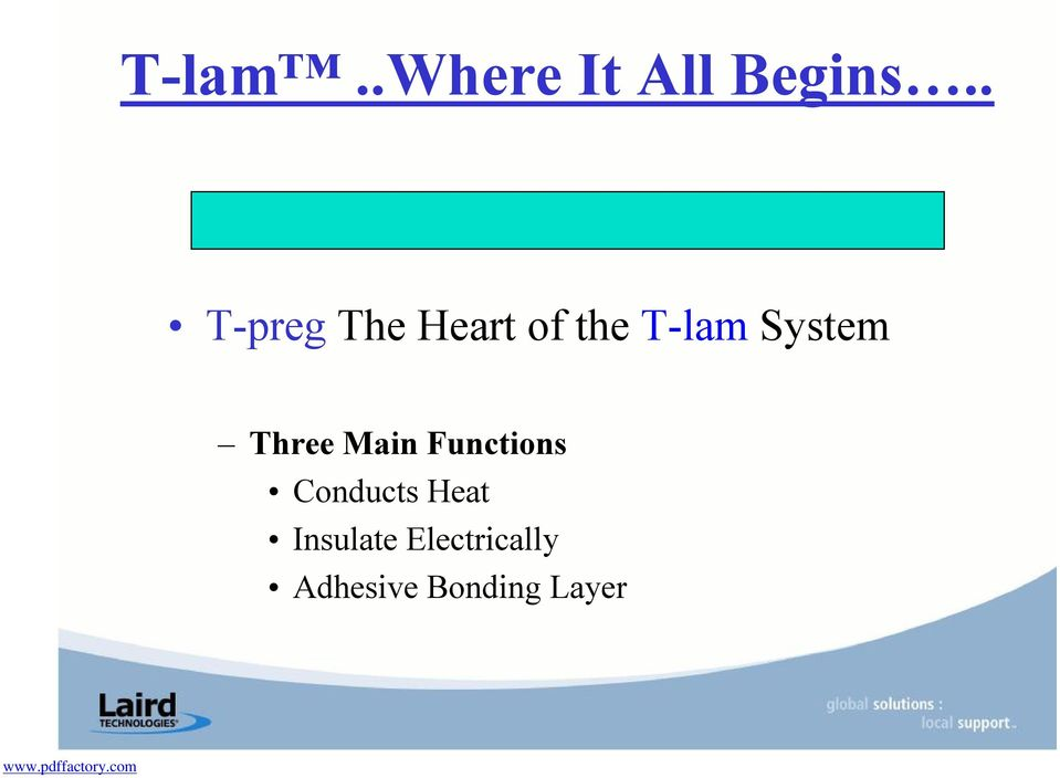 System Three Main Functions Conducts