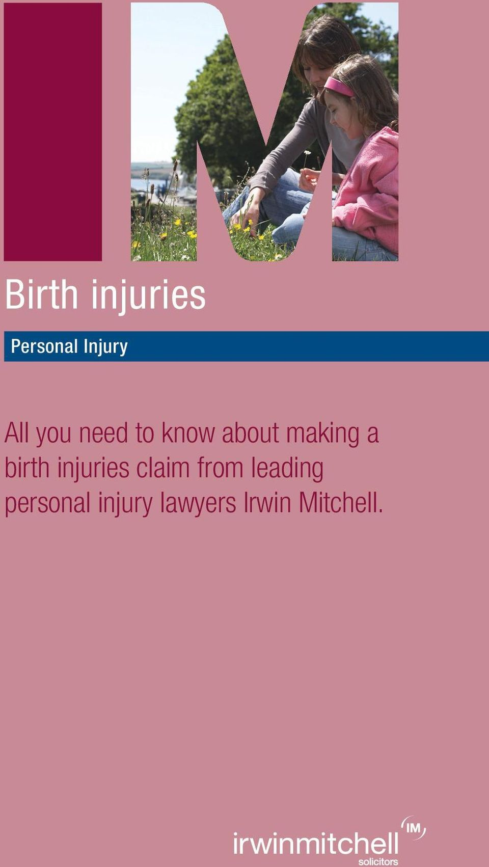 birth injuries claim from leading