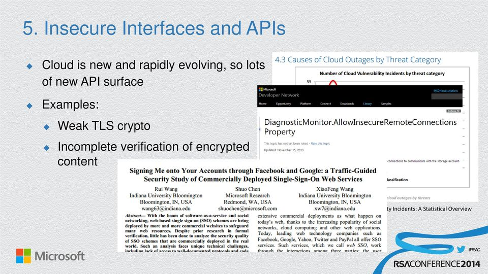 crypto Incomplete verification of encrypted content Source: