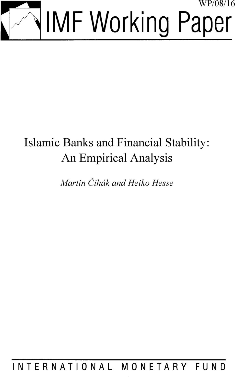 An Empirical Analysis