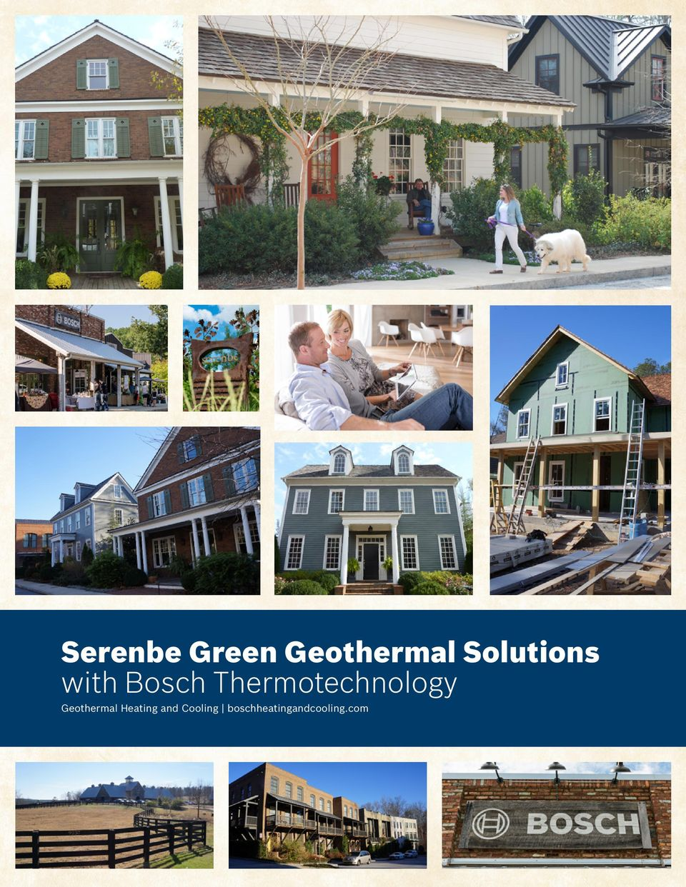 Thermotechnology Geothermal