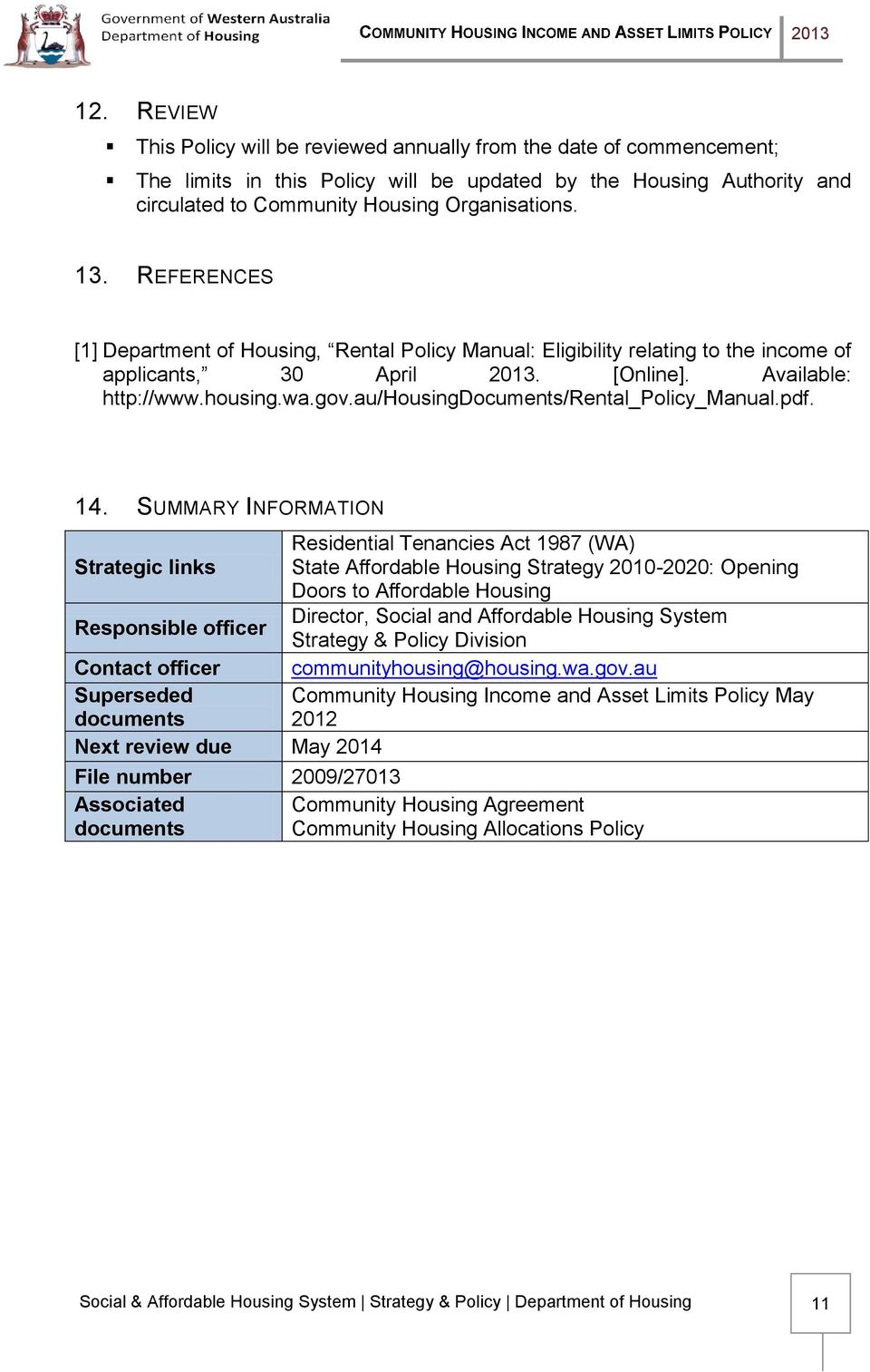 au/housingdocuments/rental_policy_manual.pdf. 14.