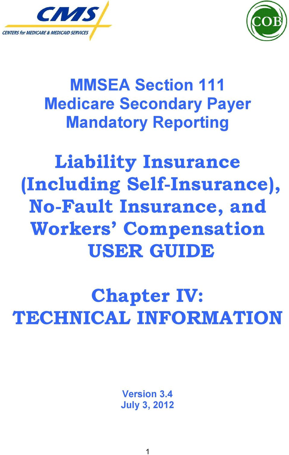 Self-Insurance), No-Fault Insurance, and Workers