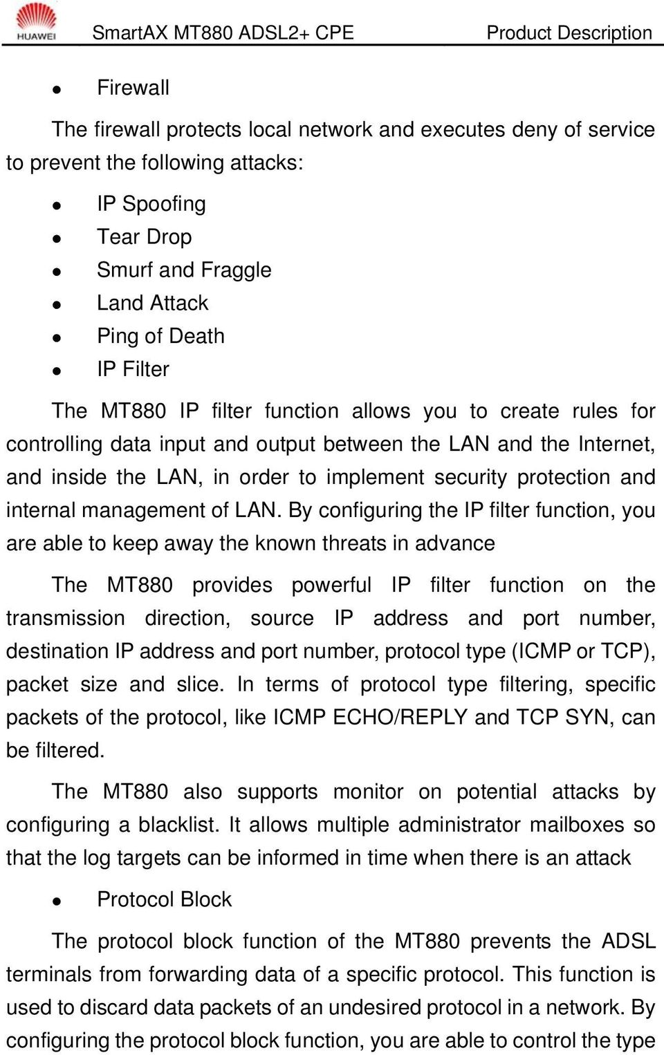 management of LAN.