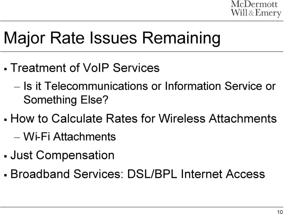 How to Calculate Rates for Wireless Attachments Wi-Fi