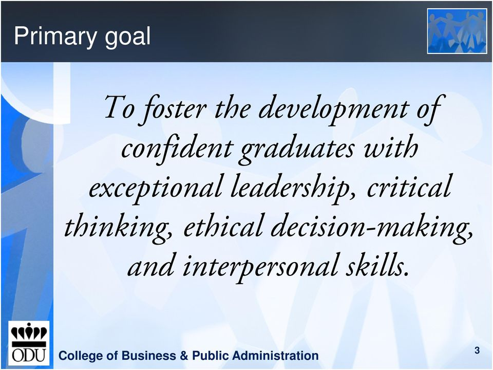 leadership, critical thinking, ethical