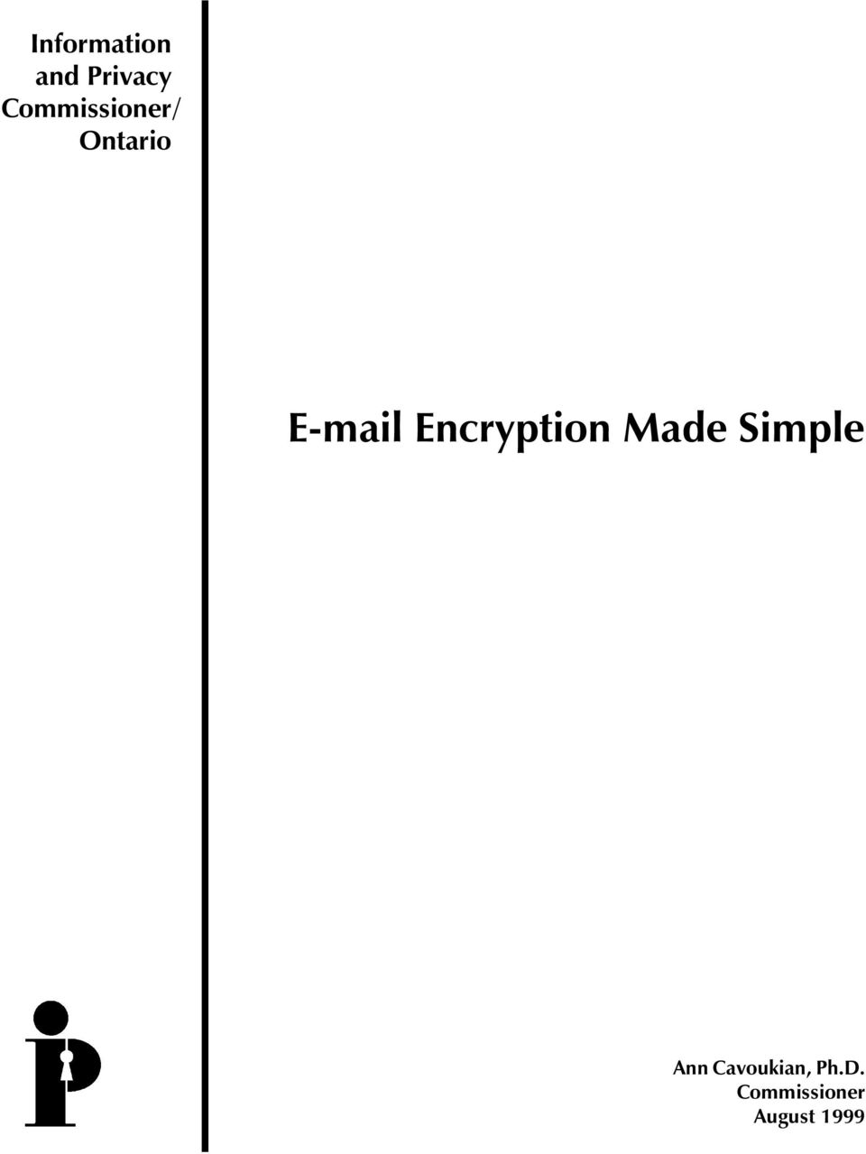 Encryption Made Simple Ann