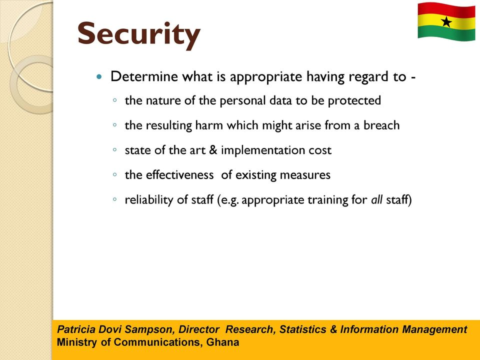 from a breach state of the art & implementation cost the effectiveness of