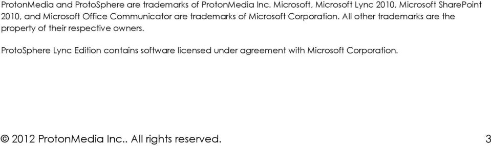 trademarks of Microsoft Corporation.