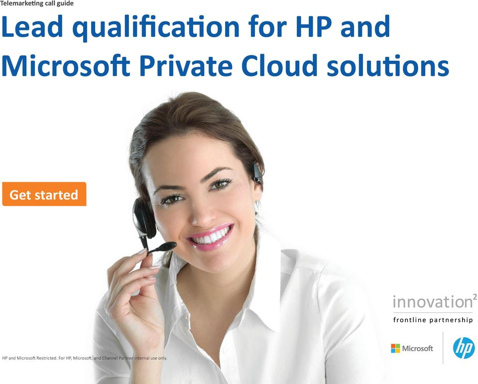 HP and Microsoft Private