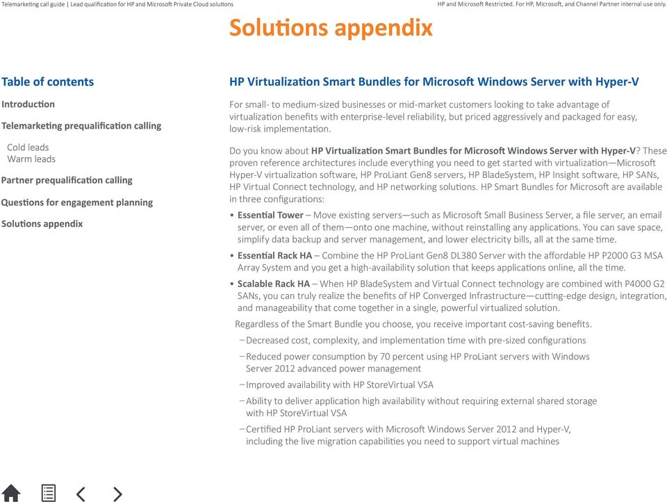 Do you know about HP Virtualization Smart Bundles for Microsoft Windows Server with Hyper-V?