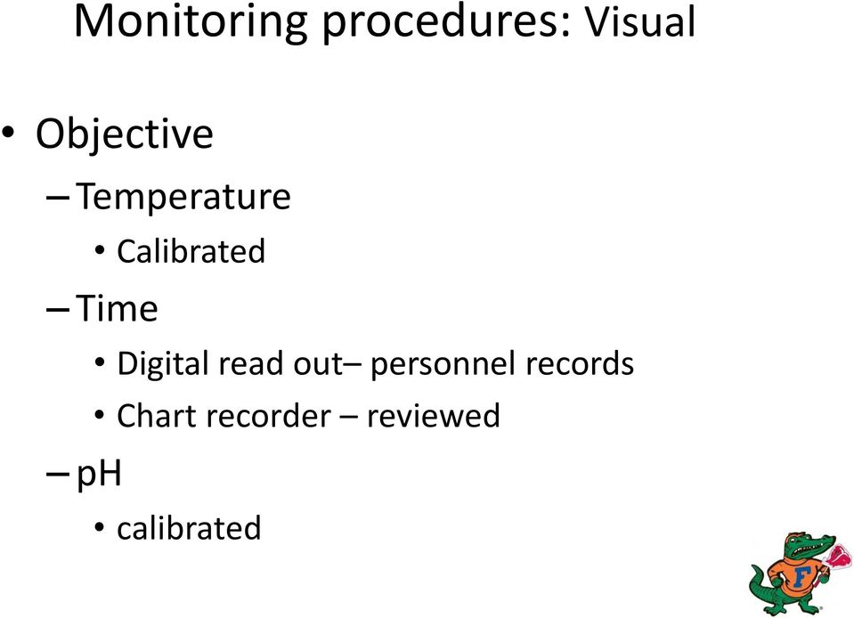 Time ph Digital read out personnel