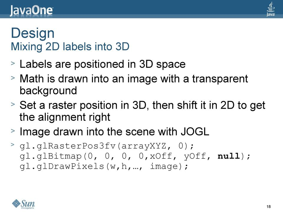 2D to get the alignment right > Image drawn into the scene with JOGL > gl.