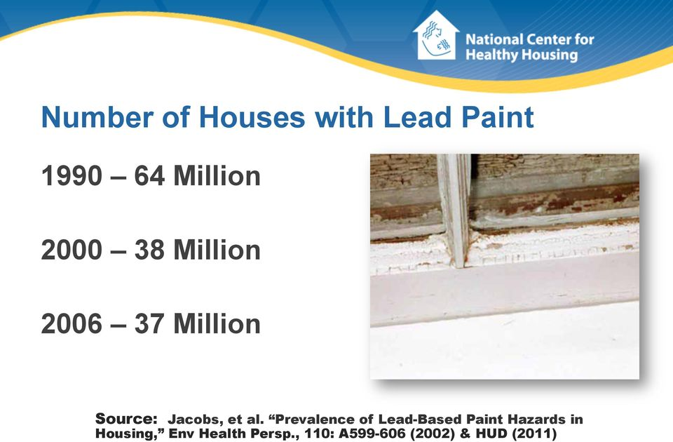al. Prevalence of Lead-Based Paint Hazards in