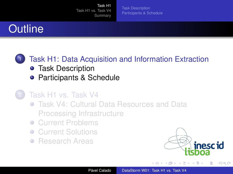 2 Task V4: Cultural Data Resources and