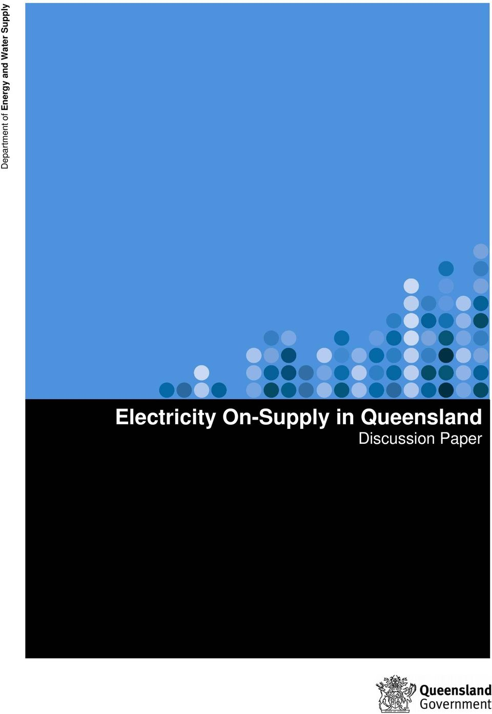Electricity On-Supply