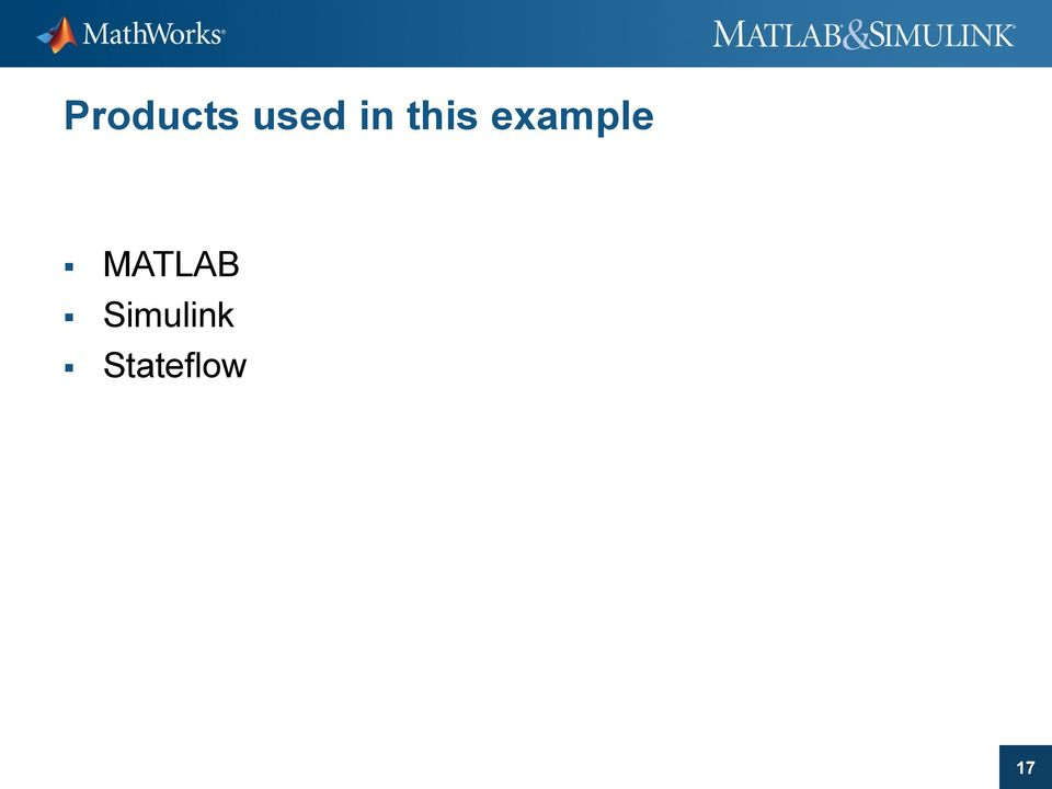 example MATLAB